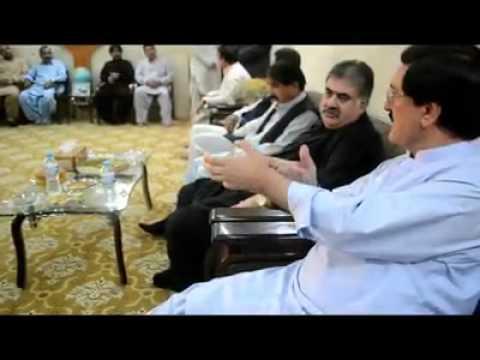 Cm balochistan Nawab Sanaullah Zehri in fateha