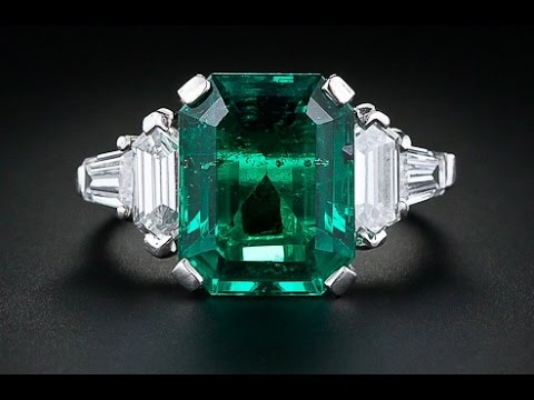 Emerald Rings YouTube