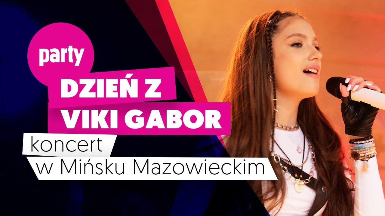 DZIEŃ Z VIKI GABOR    Relacja z koncertu w Mińsku Mazowieckim