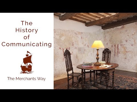 The History of Communicating - The Merchants Way 013