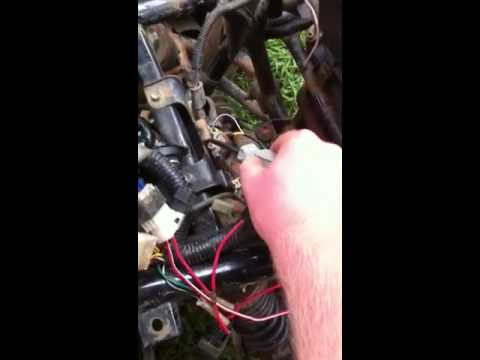 Suzuki Selectrical Problems