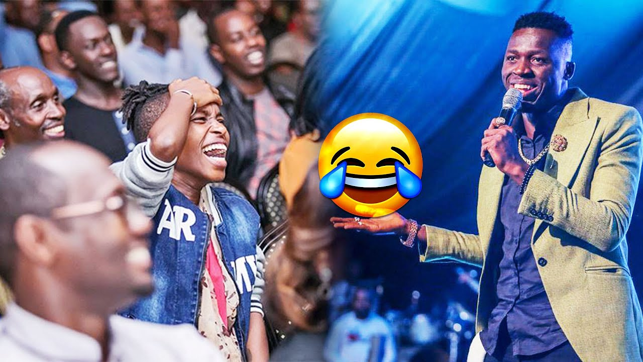 Download Akpororo finishes the Church with Laughter | Pure Madness | Rock of Ages Christian Assembly