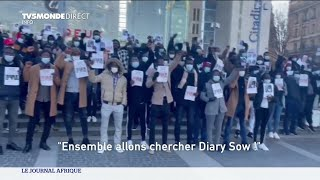France/Sénégal : Diary Sow portée disparue