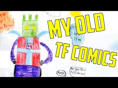 MY OLD TF COMICS - Diamond Bolt