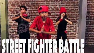STREET FIGHTER Dance Battle | Directed by @MattSteffanina -- Epic Dance Battles (Hip Hop)
