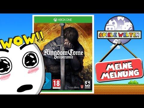Einfach nur gut! - Meine Meinung zu Kingdom Come Deliverance (Xbox One) II TEST II REVIEW