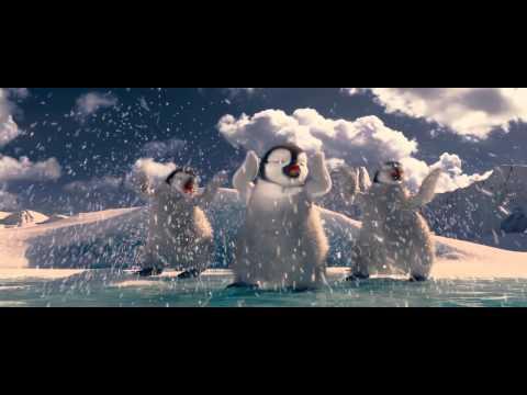 Happy Feet 2: El Pingüino  trailer 1 doblado al español en HD - oficial de WB Pictures