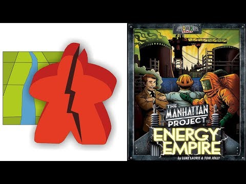 The Broken Meeple - Manhattan Project: Energy Empire Review