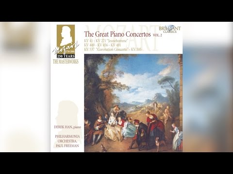 Mozart: The Great Piano Concertos, Vol. 2 (Full Album)