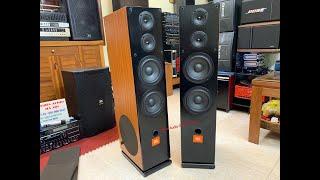 Loa JBL ĐỨng JBL KP 1200 II 2 bass 25 , 4 trung , 4 tép , 2020 ,Giá Sinh Viên : 2tr7