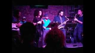 Şallıel Bros What da Funk Project @Mask Live Music 27.02.2013