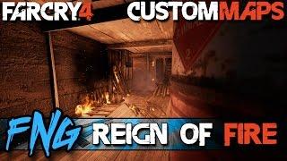 Far Cry 4 Custom Map #045 - REIGN OF FIRE By COLDBLAST