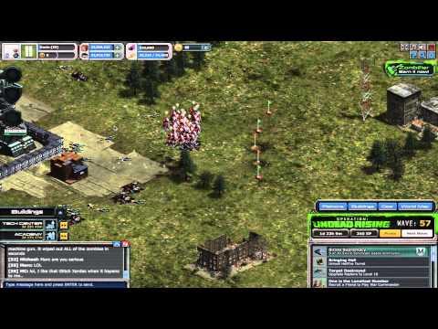 War commander: test Crusader ( Preview S )