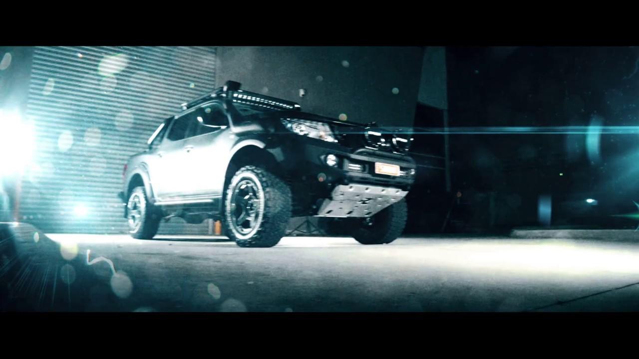 Modified Nissan Navara Np300 Stedi Project Reveal Youtube