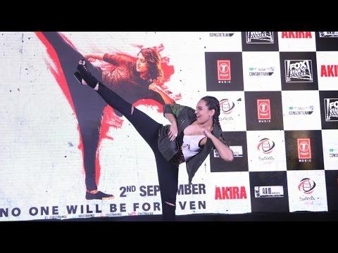 UNCUT Rajj Rajj Ke Song Launch | Akira | Sonakshi Sinha
