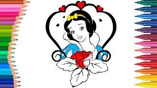 Prenses Yasemin Izgi Film Karakteri Boyama Sayfası Minik Eller