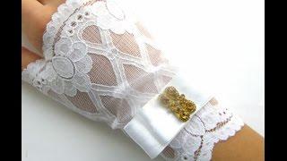 Мастер класс: свадебные перчатки своими руками(http://expertofwedding.ru., 2014-08-23T15:18:08.000Z)