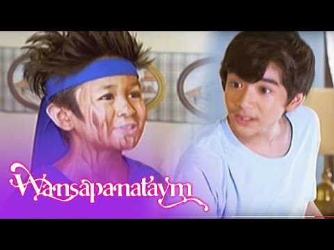 Wansapanataym: Jairo and Raven