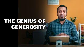 The Genius of Generosity | It's All About Money (Week - 3) | Ps. Sam Ellis