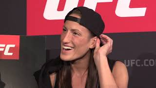 Bea Malecki talks Getting Signed to UFC, and Debut Bout on Saturday