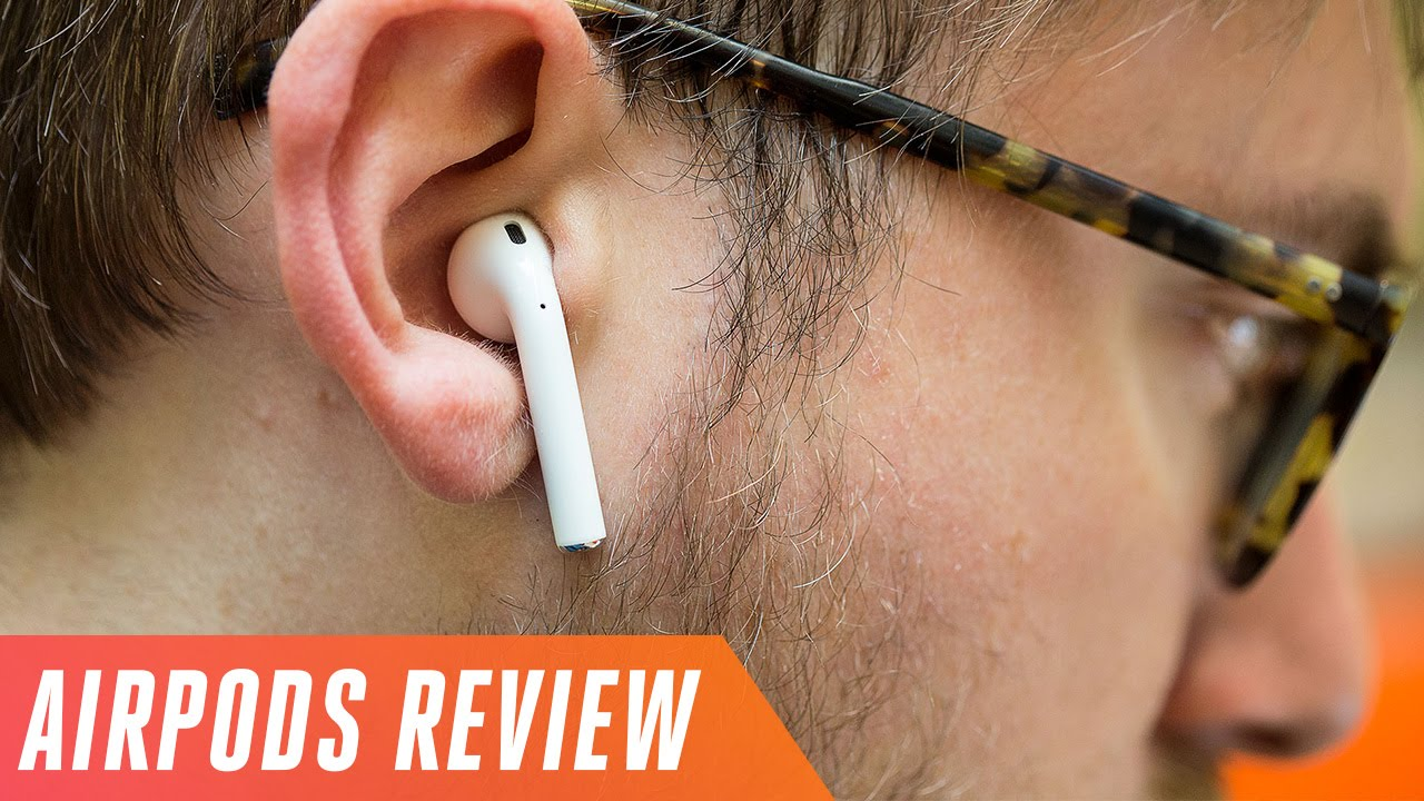 62da0db6914 Apple AirPods review - YouTube