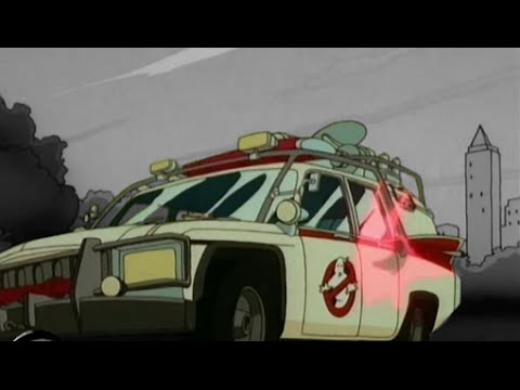 extreme ghostbusters ecto 1 youtube. Black Bedroom Furniture Sets. Home Design Ideas