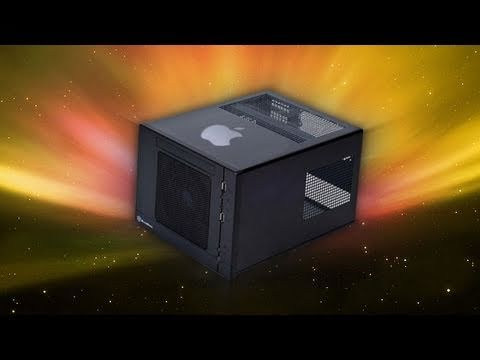How to Build a Hackintosh Mini for a Less Expensive, Faster Mac
