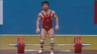 1987 World Weightlifting Championships.