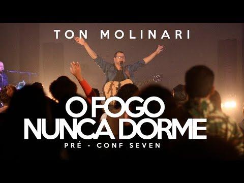 O FOGO NUNCA DORME - TON MOLINARI (ALESSANDROVILASBOAS)