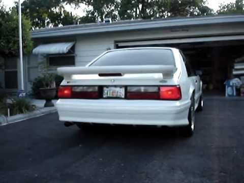 Fox Body Mustang Sequential Tail Lights