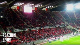 Le Bro Gozh Ma Zadou au Stade Rennais - OGC Nice - Roazhon Park - Rennes
