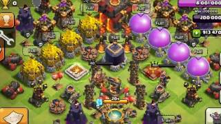 Clash of clans unlimited gems, gold and dark elixir 100% working hack tool apk.