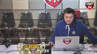 100% Футбола 27.12.2016. Гость - Денис Глушаков