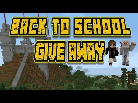 Back to School Amazon Giveaway