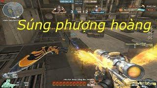 B nh Lun CF AWM Gold Phoenix Tin Zombie v4
