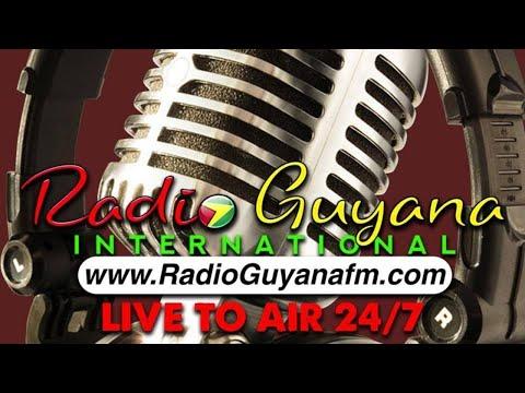 DJ Chris Live On Radio Guyana International