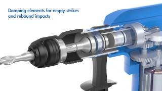 Sealing Solutions for Hammer Drills and Demolition Hammers – Freudenberg Sealing Technologies