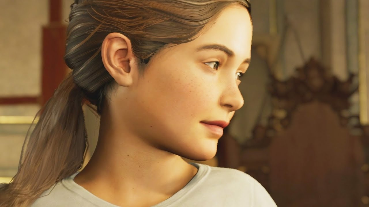 Young Lara Scene Shadow Of The Tomb Raider Youtube