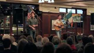 """Acoustic by Candlelight Neil Byrne and Ryan Kelly """"Past the Point of Rescue"""""""