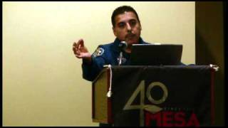 Speech Part I - Jose Hernandez NASA Astronaut and MESA Alumnus Thumbnail