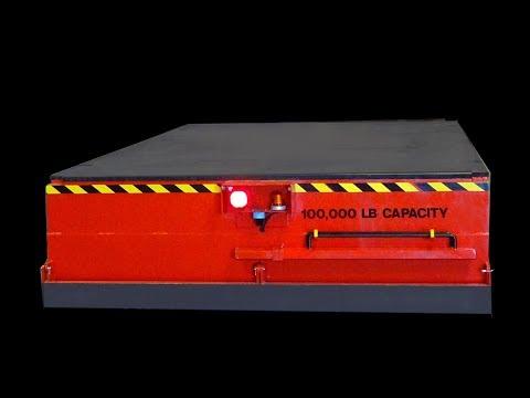 Titan 173807 100,000 lb Capacity Free Range Transporter