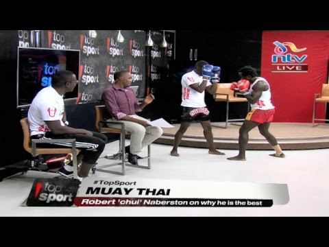 #TopSport: Muay Thai in Kenya