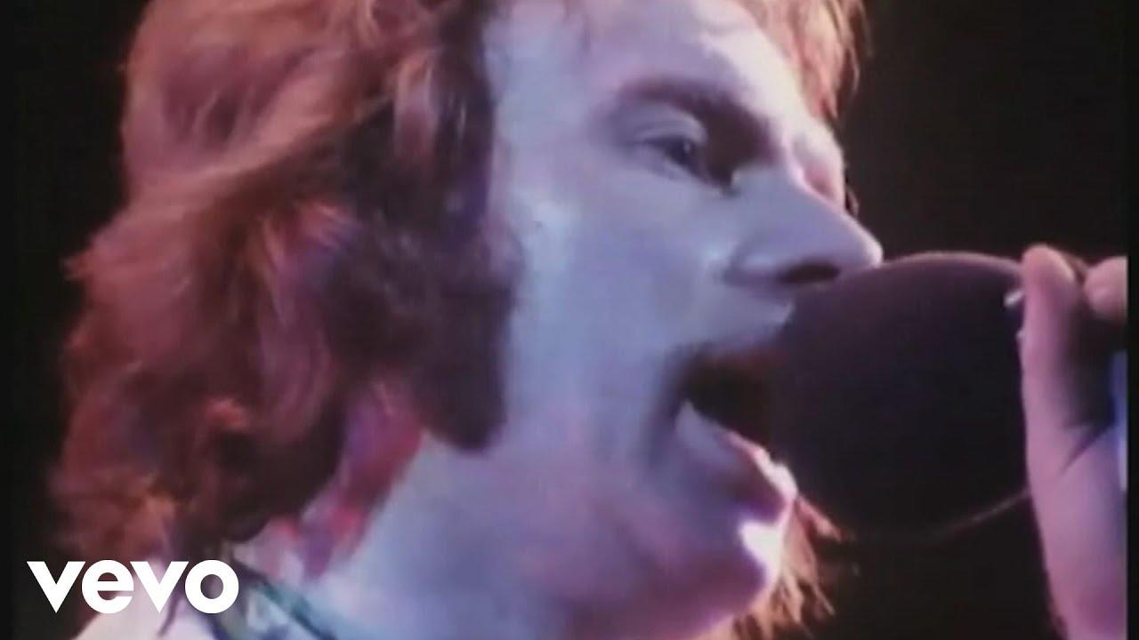 Van Morrison - Brown Eyed Girl (Live)