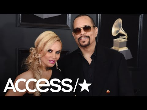 Ice-T & Coco Austin Dish On Coco's 'Covered Up' 2018 Grammys Look | Access