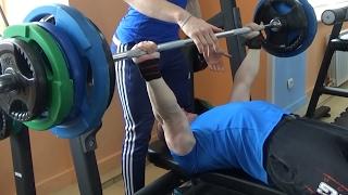 видео Варианты тренировочных программ на пяти повторениях в подходе