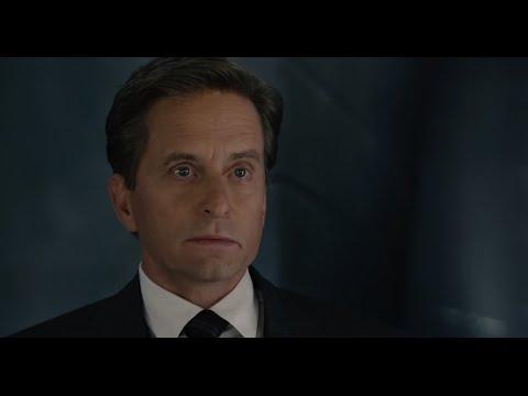 Ant-Man Opening Scene (De-Aged Michael Douglas)