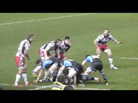 glasgow warriors v edinburgh rugby