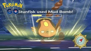 STUNFISK IS THE BEST THING SINCE SLICED BREAD! Pokemon GO PvP Voyager Cup Great League Matches