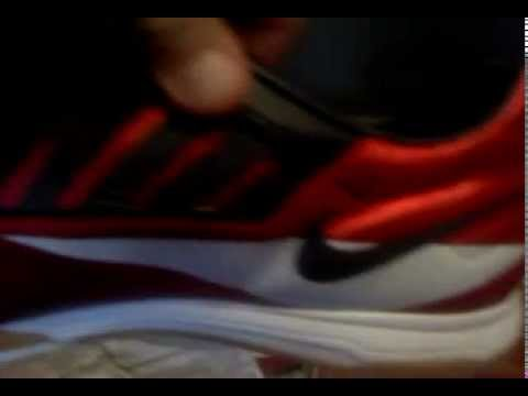 668bb992b458 Unboxing my new Nike T90 Shoot IV IC - Red White Anthracite - YouTube