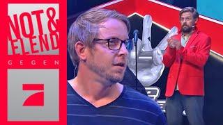 Finale mit Frank Tonmann: Das Einstein-Rätsel mit TV-Shows | Joko & Klaas gegen ProSieben